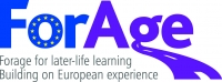 ForAge -  Forage for later life learning-building on European experience