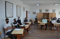 """Covid-19 Youth Theatre"" – a III-a întâlnire cu tinerii - 10 iunie Drajna"