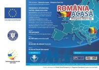 """Conferința de lansare a proiectului """"România acasă – Diaspora Start Up"""""""