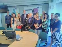 Noutati - EAEA Board Meeting - 13 – 14 Septembrie 2018, Brussels