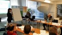 Al II-lea curs de competențe antreprenoriale - proiect Romania Acasa - Diaspora Start Up