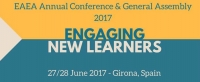 Adunarea Generală și Conferința Anuală a Asociației Europene pentru Educația Adulților (EAEA)