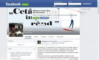 Noutati - Cetateanul în Primul Rand este acum pe Facebook!