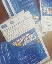 """Noutati - Promovare proiect ,,România Acasă – Diaspora Start Up"""""""